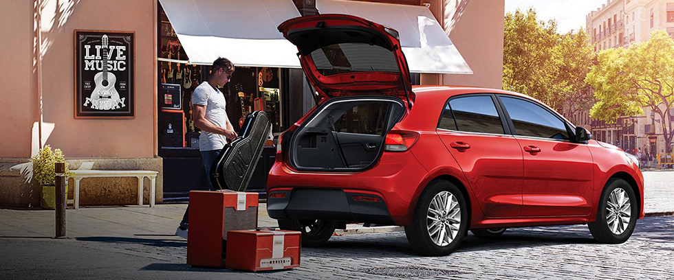 2018 Kia Rio 5-Door Appearance Main Img