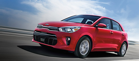 2018 Kia Rio 5-Door performance
