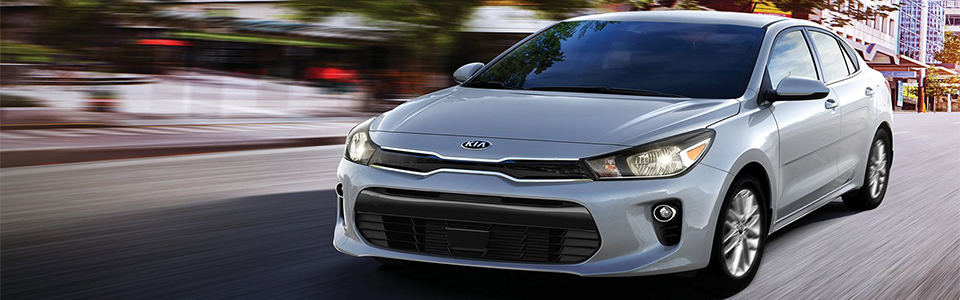 2018 Kia Rio Safety Main Img