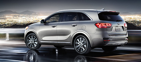 2018 KIA Sorento performance