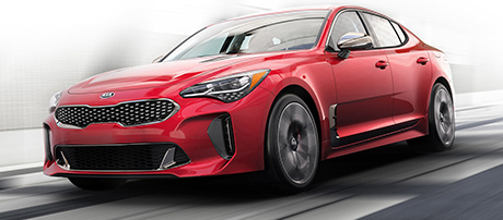 2018 KIA Stinger safety