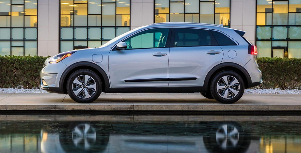 2019 Kia Niro Plug-In Hybrid Safety Main Img