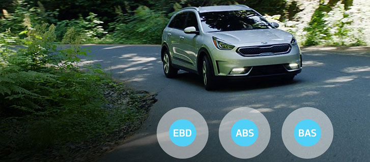 2019 Kia Niro Plug-In Hybrid safety