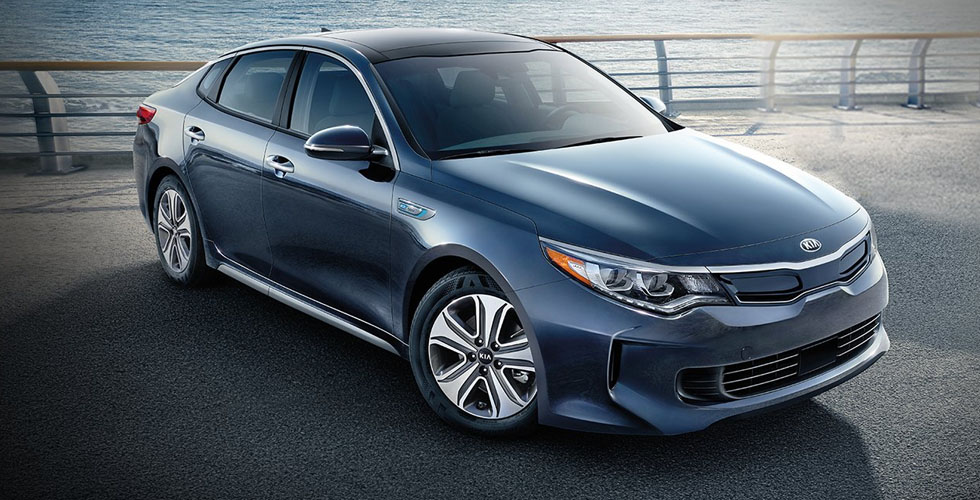 2019 Kia Optima Hybrid Appearance Main Img