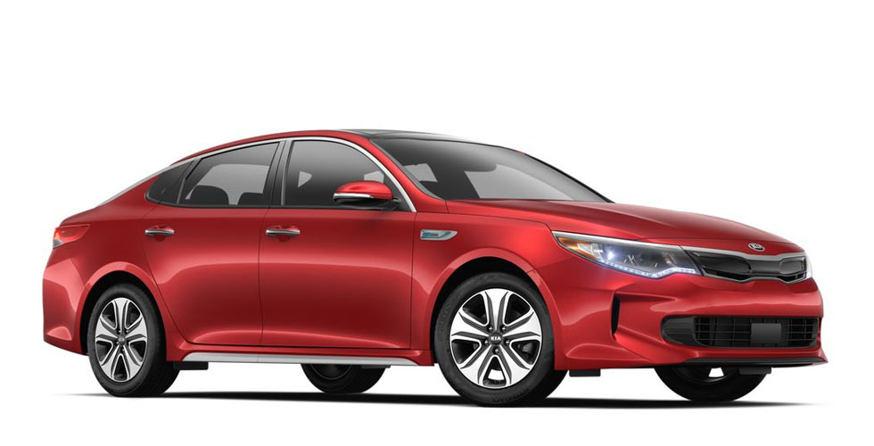 2019 Kia Optima Hybrid Main Img