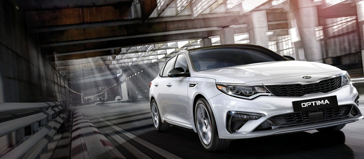 2019 Kia Optima performance