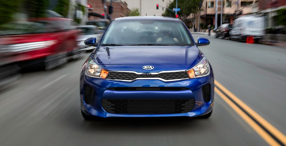 2019 Kia Rio Safety Main Img
