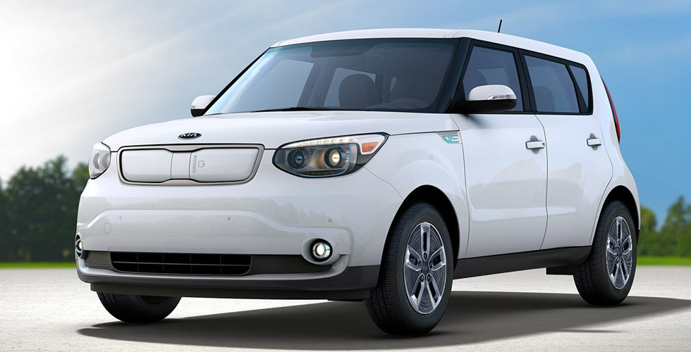 2019 Kia Soul EV Safety Main Img