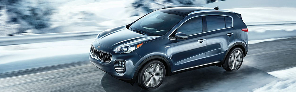 2019 KIA Sportage Safety Main Img