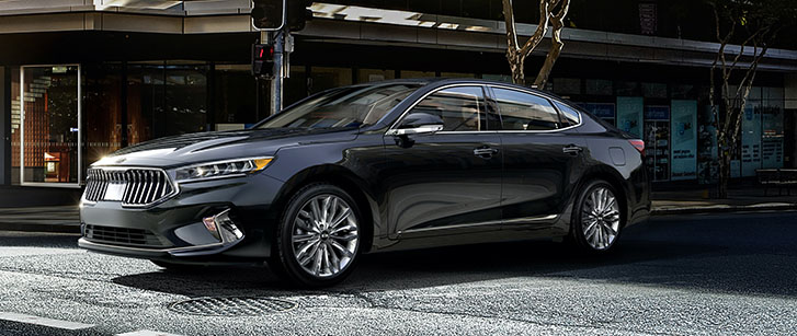 2020 Kia Cadenza safety