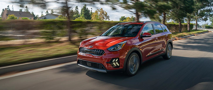 2020 Kia Niro performance