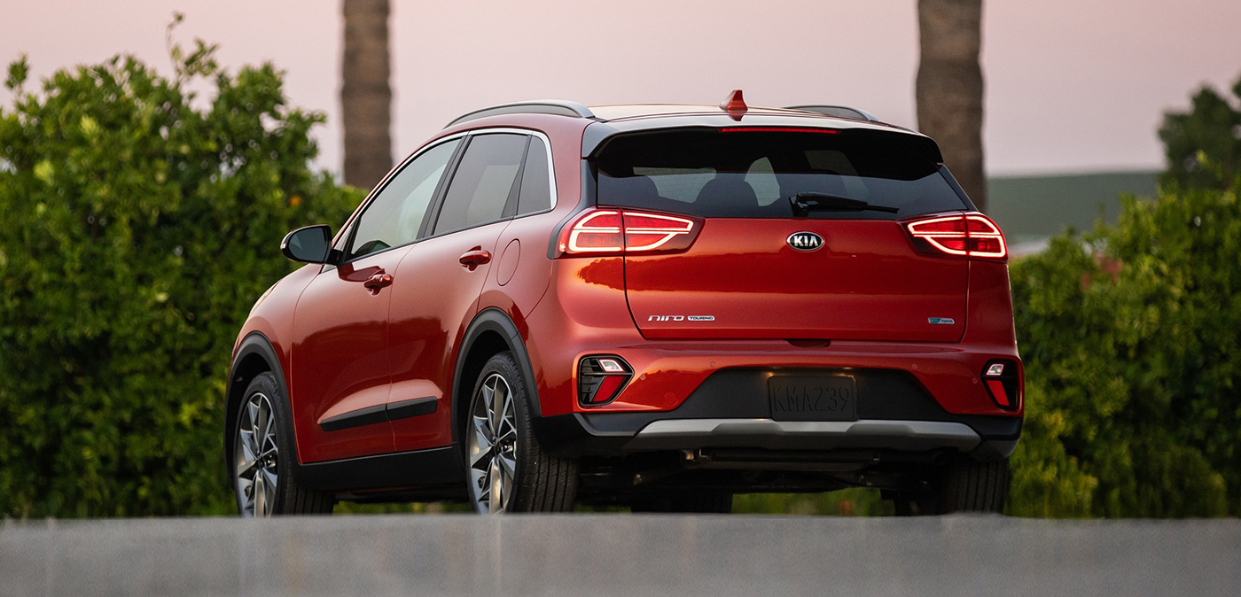 2020 Kia Niro Safety Main Img
