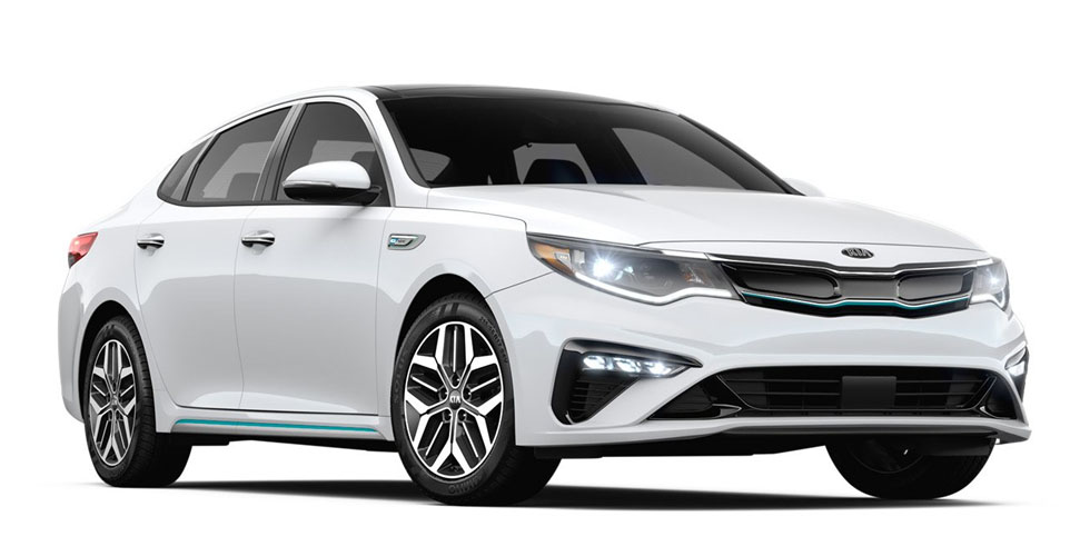 2020 Kia Optima Hybrid Appearance Main Img