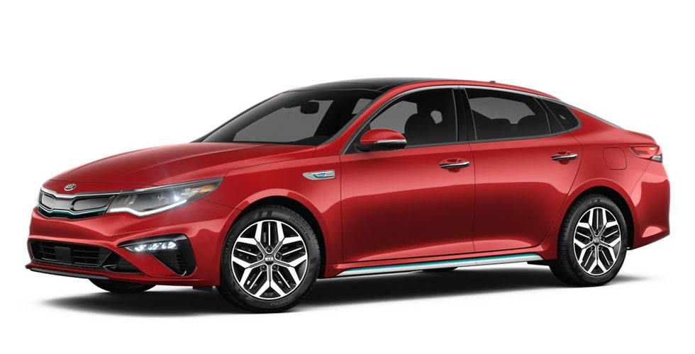 2020 Kia Optima Hybrid Main Img