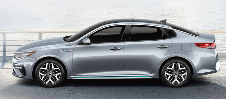 2020 Kia Optima Hybrid performance