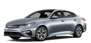 2020 Kia Optima Plug-In Hybrid for Sale in Topeka, KS