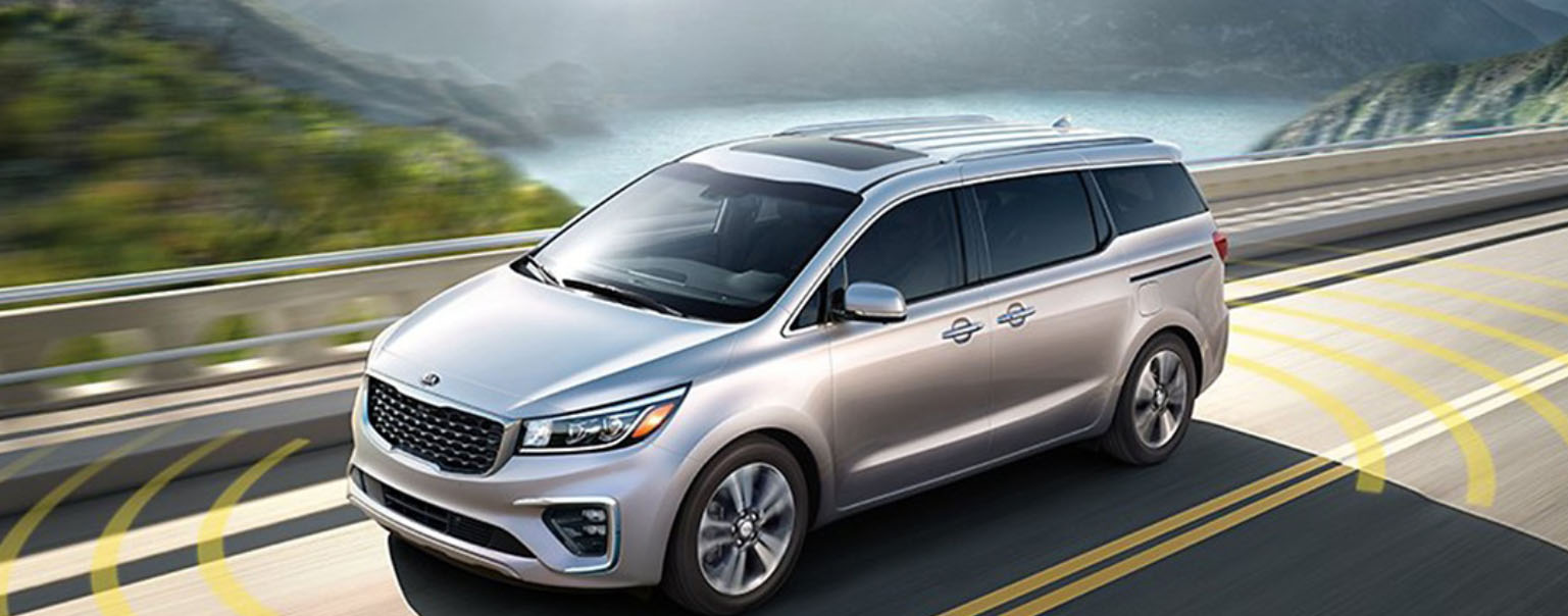 2020 Kia Sedona Safety Main Img