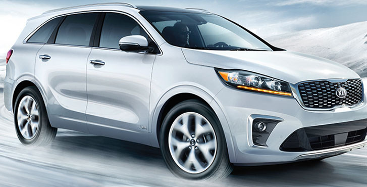 2020 Kia Sorento performance