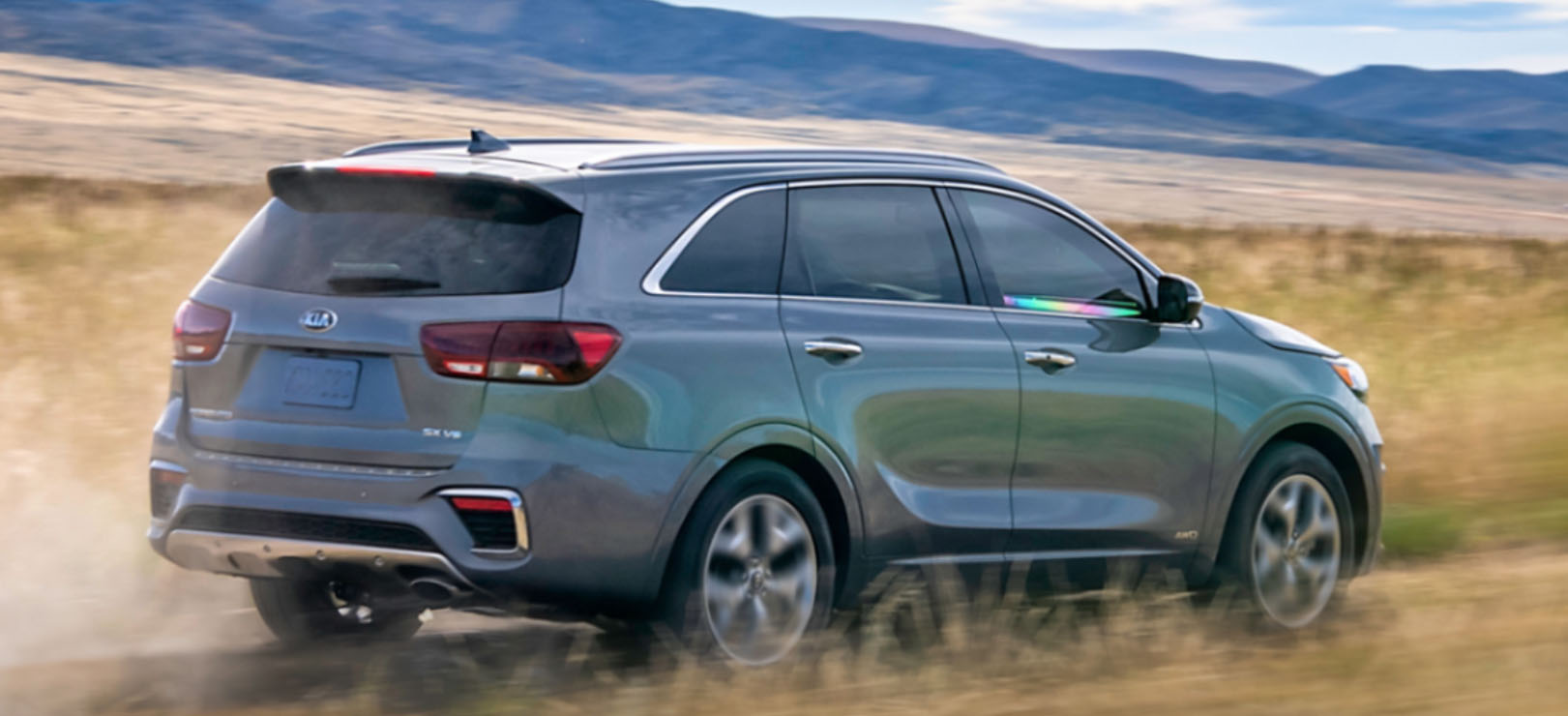 2020 Kia Sorento Safety Main Img