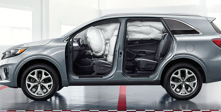 2020 Kia Sorento safety