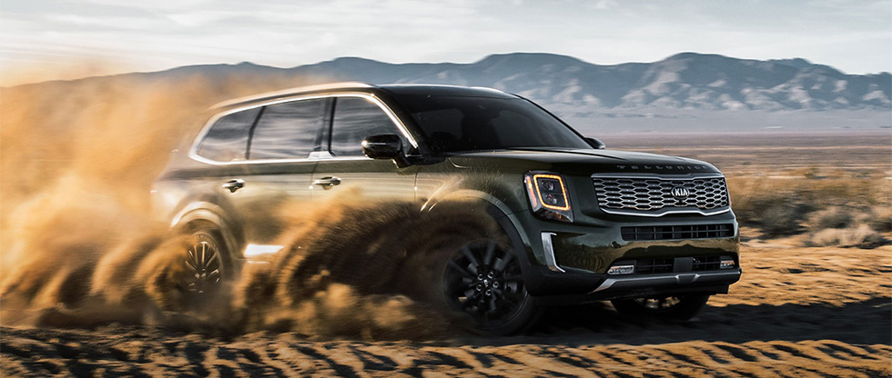 2020 Kia Telluride Safety Main Img