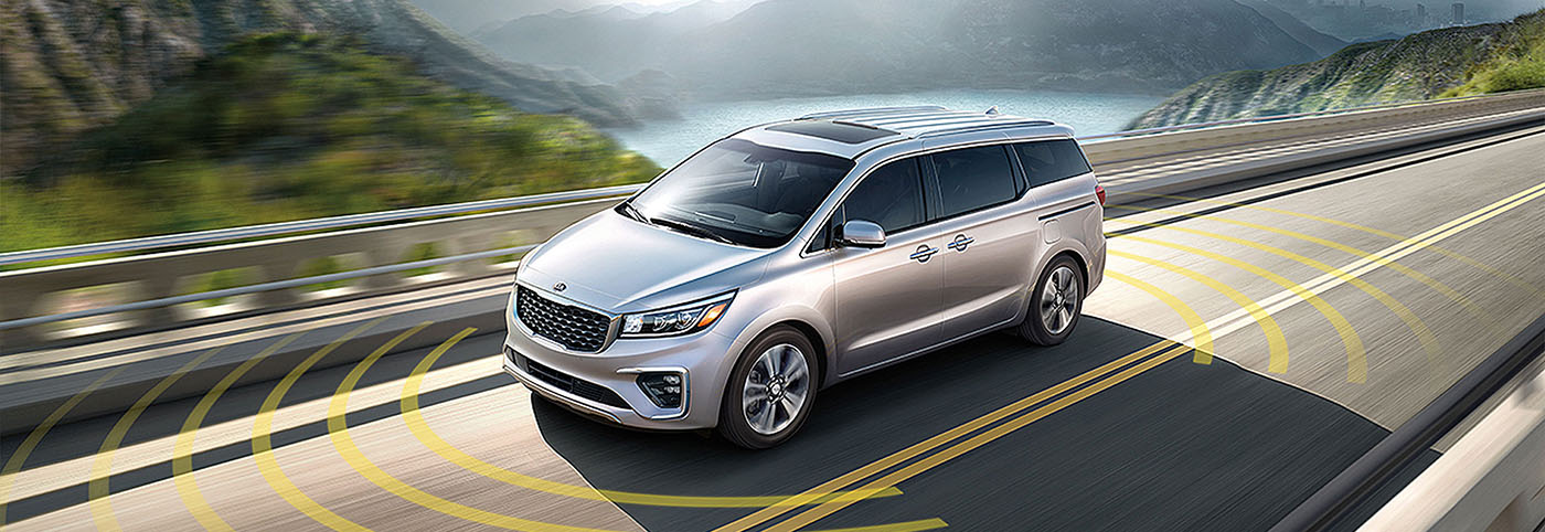 2021 Kia Sedona Safety Main Img