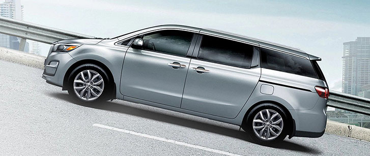 2021 Kia Sedona safety