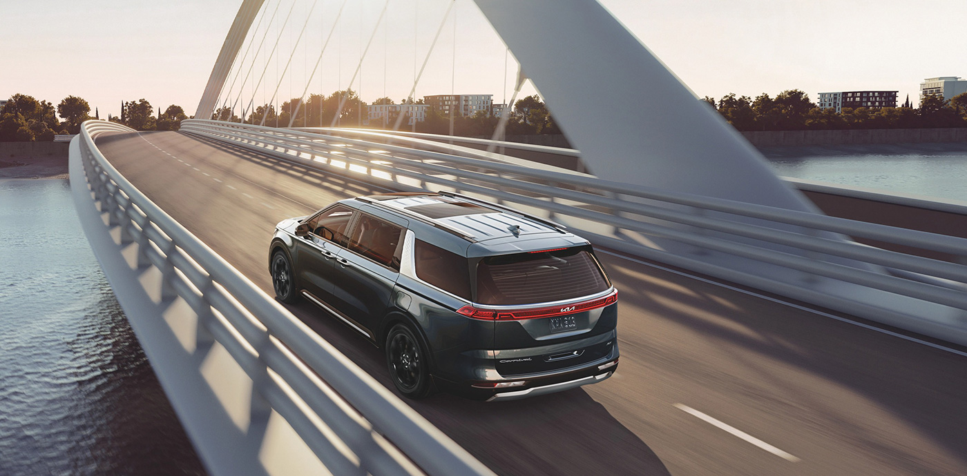 2022 Kia Carnival MPV Safety Main Img