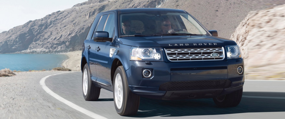 2015 Land Rover LR2 Main Img