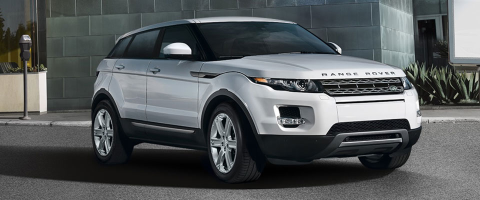 2015 Land Rover Range Rover Evoque Appearance Main Img