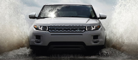2015 Land Rover Range Rover Evoque performance