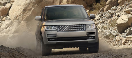 2015 Land Rover Range Rover performance