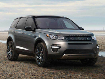 2016 Land Rover Discovery Sport appearance