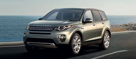 2016 Land Rover Discovery Sport performance