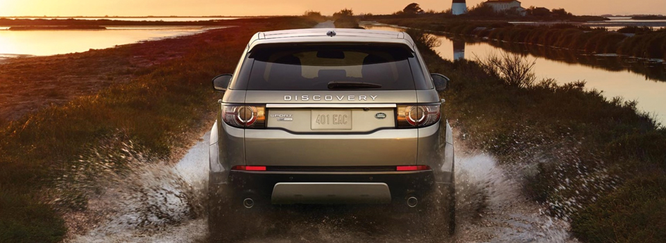 2016 Land Rover Discovery Sport Safety Main Img