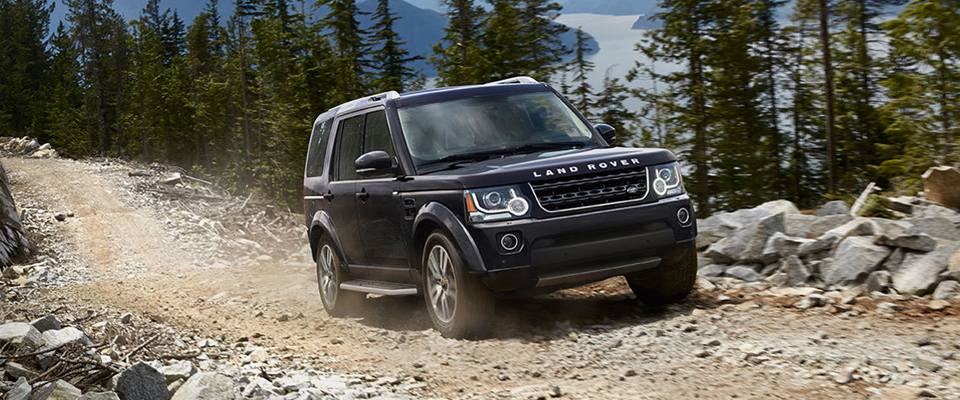 2016 Land Rover LR4 Appearance Main Img