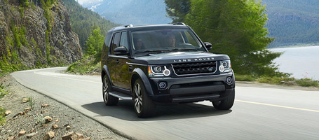 2016 Land Rover LR4 technology