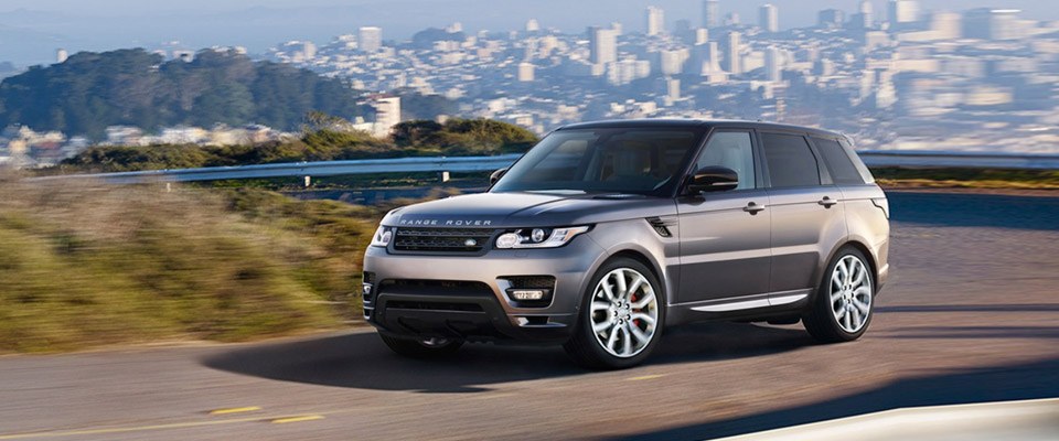 2016 Land Rover Range Rover Sport Appearance Main Img