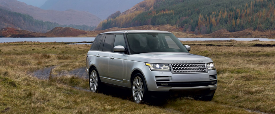 2016 Land Rover Range Rover Appearance Main Img