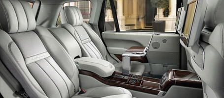 2016 Land Rover Range Rover comfort