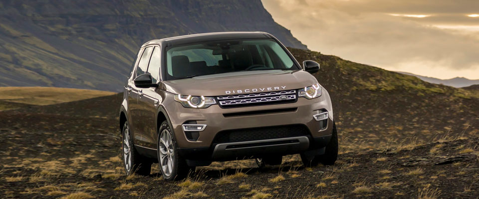 2017 Land Rover Discovery Sport Appearance Main Img