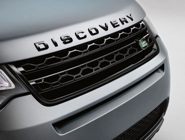 2017 Land Rover Discovery Sport appearance