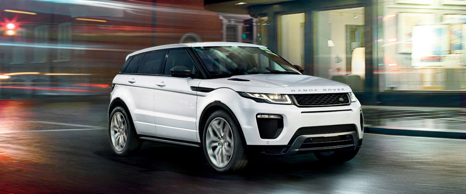2017 Land Rover Range Rover Evoque Appearance Main Img