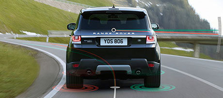 2017 Land Rover Range Rover Sport safety