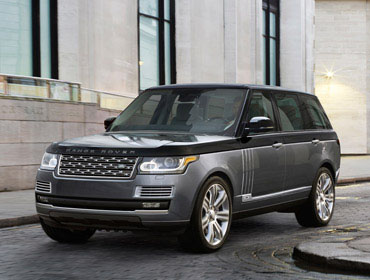 2017 Land Rover Range Rover appearance