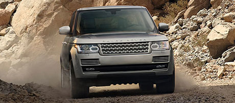 2017 Land Rover Range Rover performance