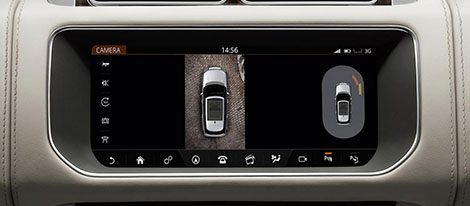 2017 Land Rover Range Rover safety