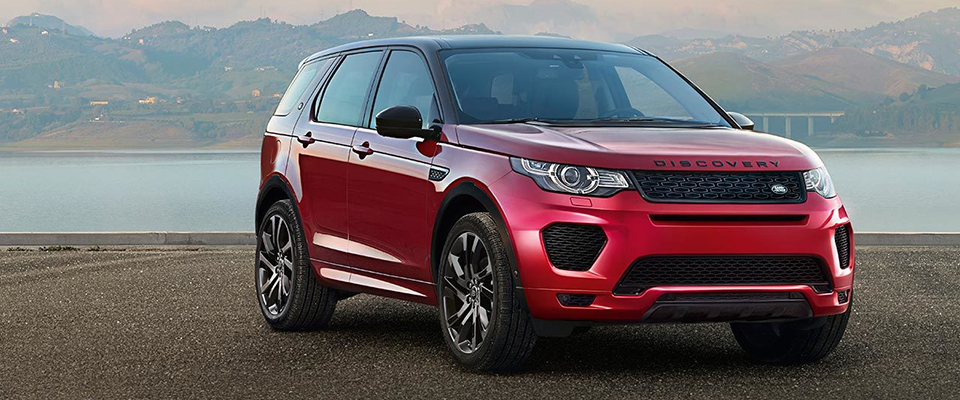 2018 Land Rover Discovery Sport Main Img