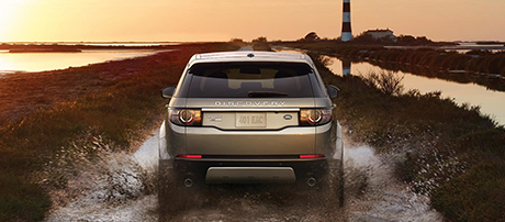 2018 Land Rover Discovery Sport performance