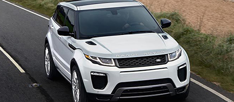 2018 Land Rover Range Rover Evoque performance